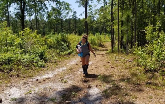 haring trail